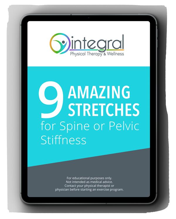 9 Amazing Stretches e-book