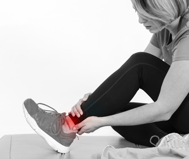 sprains and strains from orthopedic causes