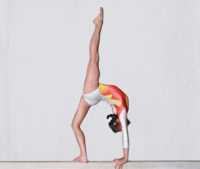 gymnastics medicine in adolescence