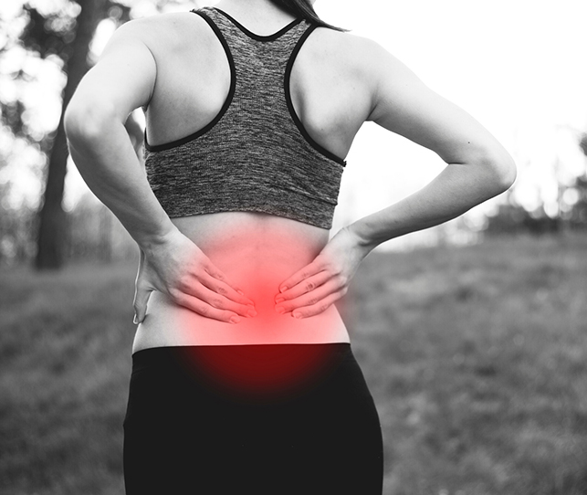 low back pain from orthopedic issues
