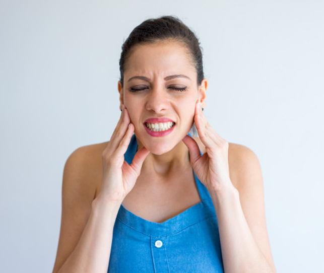 orthopedic issues can include TMJ dysfunction