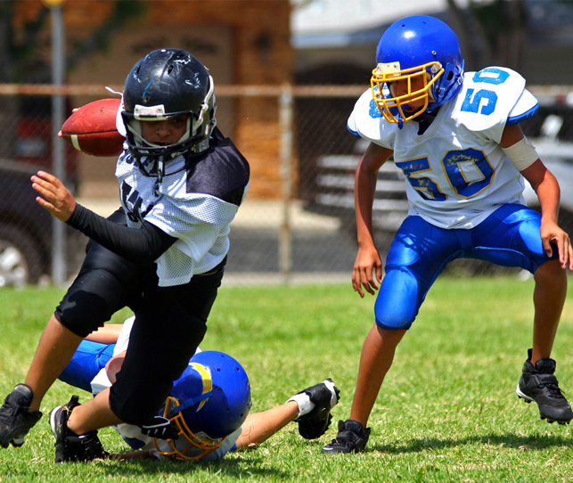 youth sports in adolescence